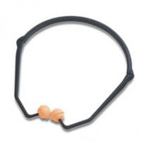 PerCap® Banded Ear Plugs (#PERCAP)