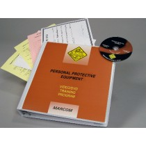 HAZWOPER: Personal Protective Equipment DVD Program (#V000CPE9EW)