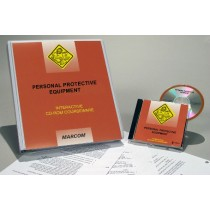 HAZWOPER: Personal Protective Equipment Interactive CD (#C000CPE0ED)