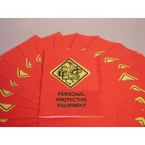Personal Protective Equipment Booklet (#B000PPE0EO)