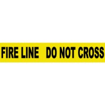 Fire Line Do Not Cross Barricade Tape (#PT14)