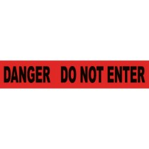 Danger Do Not Enter Barricade Tape (#PT25)