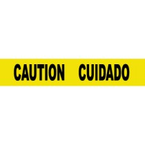 Caution Cuidado Barricade Tape (#PT44)