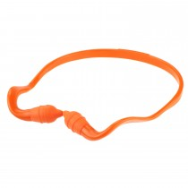 RadBand 2 Banded Earplugs, orange band (#RB2100)