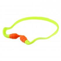 RadBand 2 Banded Earplugs, yellow band (#RB2120)