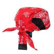 Arctic Cooling Head Shade, red paisley (#RCS307)