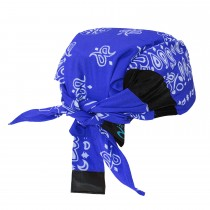 Arctic Cooling Head Shade, blue paisley (#RCS308)