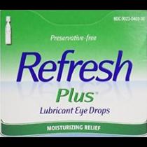 Refresh Plus Eye Drops (#23672B)