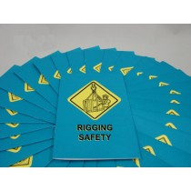 Rigging Safety Booklet (#B000RGC0EM)