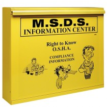 MSDS Information Center (#RK623E)