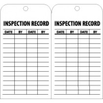 Inspection Record Tag (#RPT112)