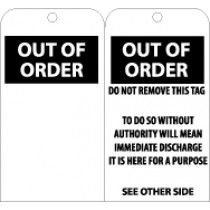 Out Of Order Tag (#RPT144)