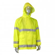 Radians 20mm High Visibility Rain Jacket (#RW25J-3ZGV)