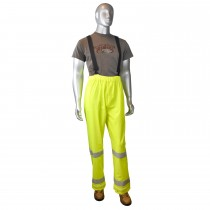Radians 20mm High Visibility Rain Pants (#RW25P-EZGV)