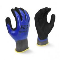 Radians FDG Coating Full Dipped Waterproof Nitrile Work Glove (#RWG32)