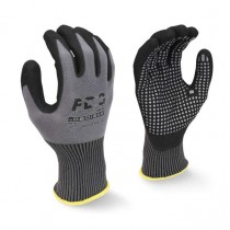 Radians FDG Palm Coating with Nitrile Dots Work Glove (#RWG33)