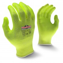 Radwear® Silver Series™ Hi-Visibility Cut Level A2 Grip Glove (#RWG531)