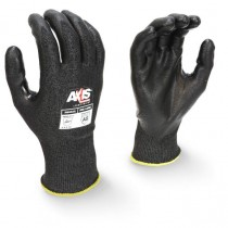 Radians HPPE Cut Level A5 Touchscreen Reinforced Thumb Crotch Work Glove (#RWG535)