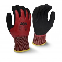 Axis™ Cut Protection Level A4 Sandy Nitrile Coated Glove (#RWG556)