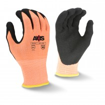 Axis™ Cut Protection Level A6 Sandy Nitrile Coated Glove (#RWG559)