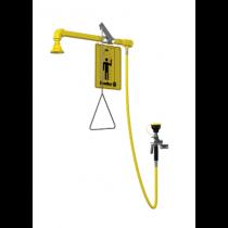 Horizontal Supply with Hose Spray (#S19-120P)