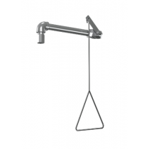 Horizontal Supply Stainless Steel Shower (#S19-120SS)