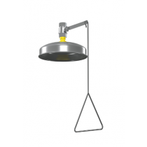 Vertical Supply, Stainless Steel Showerhead (#S19-130A)