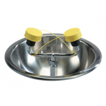 Deck-Mounted Eye/Face Wash Fixture (#S19-260)