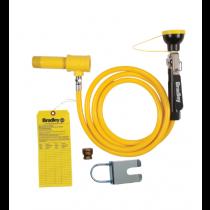Drench Shower Hand-Held Hose Spray Retrofit Kit (#S19-430SH)