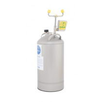 10 Gallon, Pressurized Eye/Face Wash Unit with Eyewash and Drench Hose (#S19-690)