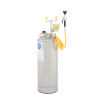 15 Gallon Pressurized Eye/Face Wash & Drench Shower Unit (#S19-788)