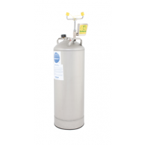 15 Gallon Pressurized Eye/Face Wash Unit (#S19-788LHS)