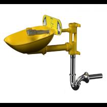 Eyewash, Plastic Bowl, Tailpiece & P-Trap (#S19224PT)