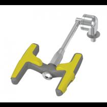 Deck-Mount Swing-Down Halo Eye/Face Wash (#S19274JD)