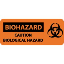 Warning Caution Biological Hazard Pictorial Sign (#SA52)