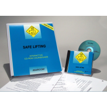 Safe Lifting in Construction Environments Interactive CD (#C0002380ED)