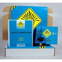 Safety Orientation DVD Kit (#K0003239EM)