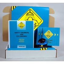 Safety Showers and Eye Washes DVD Kit (#K0001289EM)