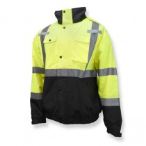 Radians 3-in-1 Durable Ripstop Bomber Jacket with Color Blocking (#SJ320B-3ZGS)