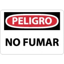 Peligro No Fumar Sign (#SPD79)