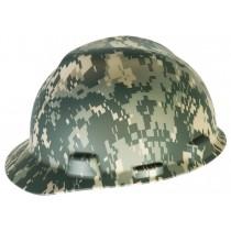 MSA Camouflage V-Gard Protective Cap (#10103908)