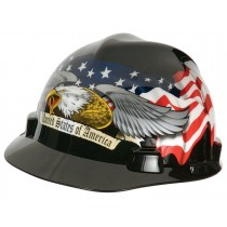MSA American Eagle V-Gard Protective Cap (#10079479)