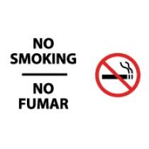 No Smoking Spanish Sign (#SPSA124)