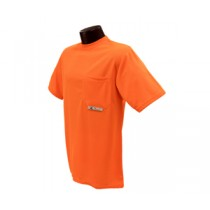 Short Sleeve Non-Rated T-Shirt, Hi-Viz Orange (#ST11-NPOS)