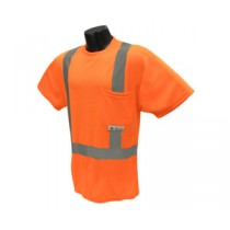 Class 2 Hi-Viz T-Shirt with Max-Dri™, Orange (#ST11-2POS)