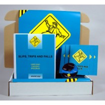 Slips, Trips, and Falls DVD Kit (#K0003329EM)