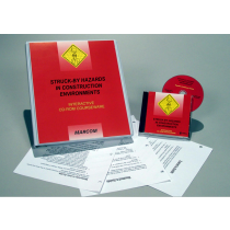 Struck-By Hazards in Construction Environments Interactive CD (#C0002770ED)