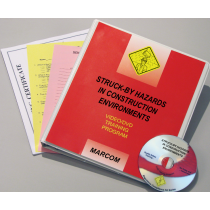 Struck-By Hazards in Construction Environments DVD Program (#V0002779ET)