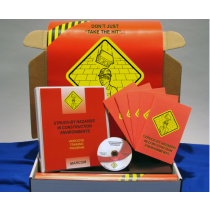 Struck-By Hazards in Construction Environments DVD Kit (#K0002779ET)
