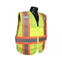 Type R Class 2 Expandable Two Tone Vest, Hi-Viz Green (#SV23-2ZGM)